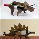 创意葡萄酒架,不喝酒也陶醉