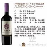 神树赤霞珠卡门内尔珍藏干红葡萄酒