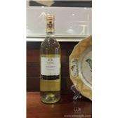 法国威爵酒庄原瓶进口干白葡萄酒