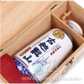 古越龙山(木盒/纸盒)20年价格、古越龙山上海总经销