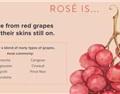 桃红钟爱的葡萄品种