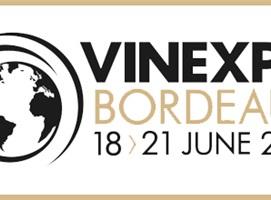波尔多Vinexpo国际酒展将于6月举行