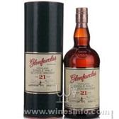 上海格兰花格21年53度价格)威士忌洋酒批发(原装进口