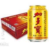 加多宝凉茶专卖、加多宝金罐价格表【一箱24罐】