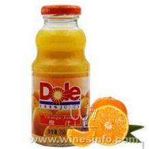 都乐橙汁250ml*24价格、批发都乐100%橙汁、上海都乐果汁经销