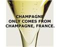 """""""香槟""""在韩国受保护 侵权商标申请被驳回"""