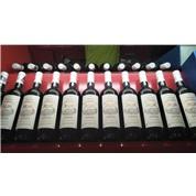 法国威爵酒庄圣米歇尔城堡AOC干红