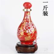 景德镇陶瓷酒瓶生产厂家