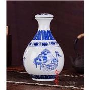 定做陶瓷酒瓶子