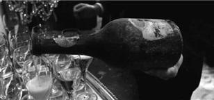 品味时光:老年份香槟晚宴