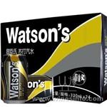 苏打水330ml*24听价格、屈臣氏(Watsons)苏打水批发