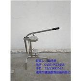 不锈钢优发国际压塞机