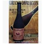 威龙金版橡木桶蛇龙珠红酒