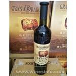 威龙老树赤霞珠15年树龄干红橡木桶葡萄酒