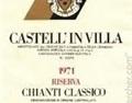 卡斯特林酒庄 Castell'in Villa