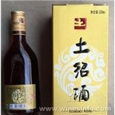 杭州土绍酒八年陈黄酒批发商小瓶350ML