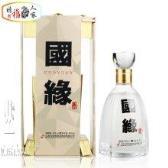 上海國緣酒價格表、國緣代理商、國緣四開批發價