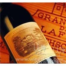 海淀拉菲副牌干红葡萄酒2008