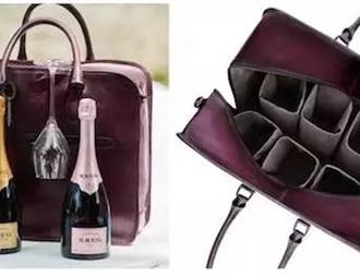 库克与Berluti联手打造新款奢侈香槟背包