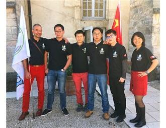 中国队获第五届RVF葡萄酒盲品世界锦标赛第九名