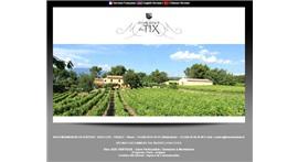 Domaine du Tix莊園網站