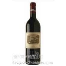 法国拉菲酒庄正牌干红2007