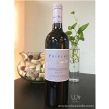 法国列级酒庄玛泽勒 副牌2010