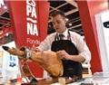 伊比利亚火腿在中国走俏 西班牙供不应求