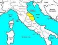 马凯(Marche):一面海水,一面山峰
