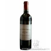 法国白马庄园副牌干红葡萄酒现货保真