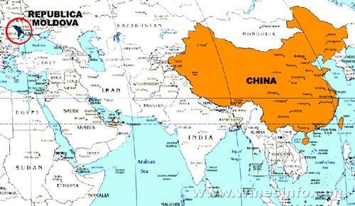 中国与摩尔多瓦自由贸易协定谈判正式启动