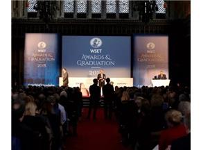 WSET举办年度颁奖及毕业典礼 中国6名学员获得殊荣