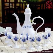 景德镇陶瓷酒具套装批发