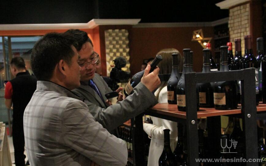 香港世界美酒展示中心落地福州仓山