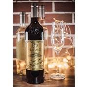 赤霞珠干红葡萄酒-铜标