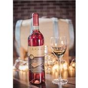 赤霞珠干红葡萄酒 玫瑰红