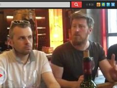 法国葡萄酒专家一行考察刺葡萄酒产业
