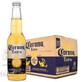 330ml*24瓶科罗娜整箱价格、进口精酿啤酒批发、科罗娜团购