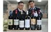进口货物夹藏价值百万元葡萄酒被青岛海关查获