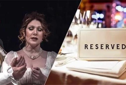 意大利歌剧葡萄酒晚宴