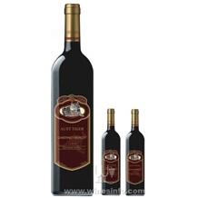 澳洲虎顶级卡本纳梅洛红葡萄酒