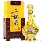 牛栏山经典二锅头52度黄龙清香型白酒500ml