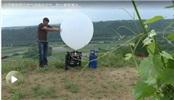 法国酒农用气球操控天气