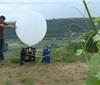 【视频】法国葡萄酒农用气球操控天气