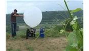 法国葡萄酒农用气球操控天气