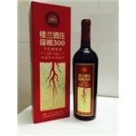 国产优质干红楼兰系列深根300单价、楼兰古堡红酒价格、深根300批发