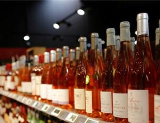 上千万瓶冒牌粉红葡萄酒流入法国市场