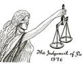 林殿理:盲目的审判