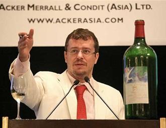 Acker Merrall & Condit计划拓宽亚洲葡萄酒市场
