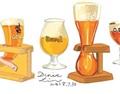 林殿理:我也喝啤酒啊